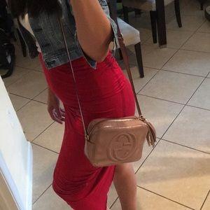 Gucci Bags - ✨ PRICE REDUCED!! Gucci Soho Disco Cross Body Bag